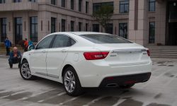 Geely GC9 HD