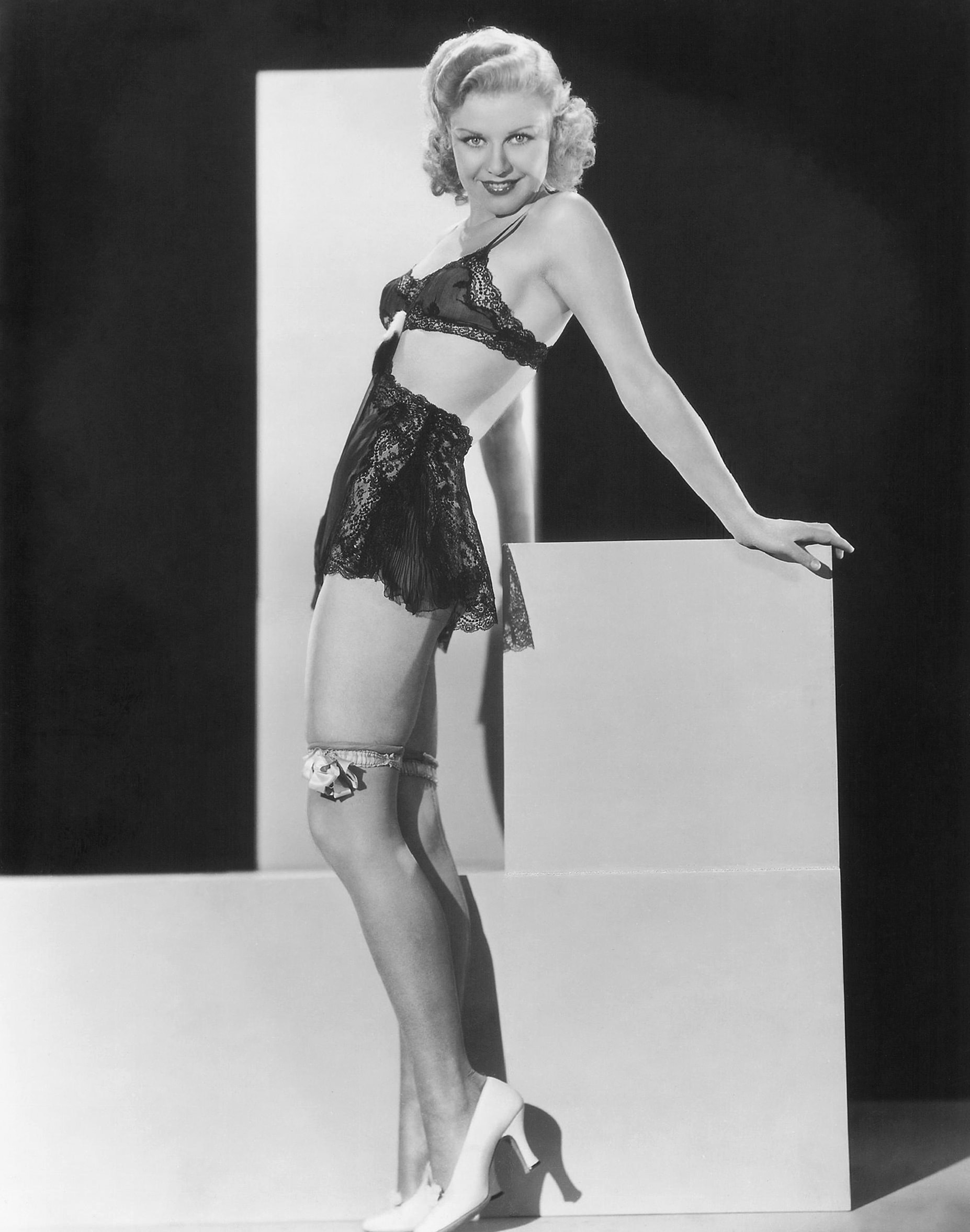 Ginger Rogers High