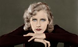 Greta Garbo HD