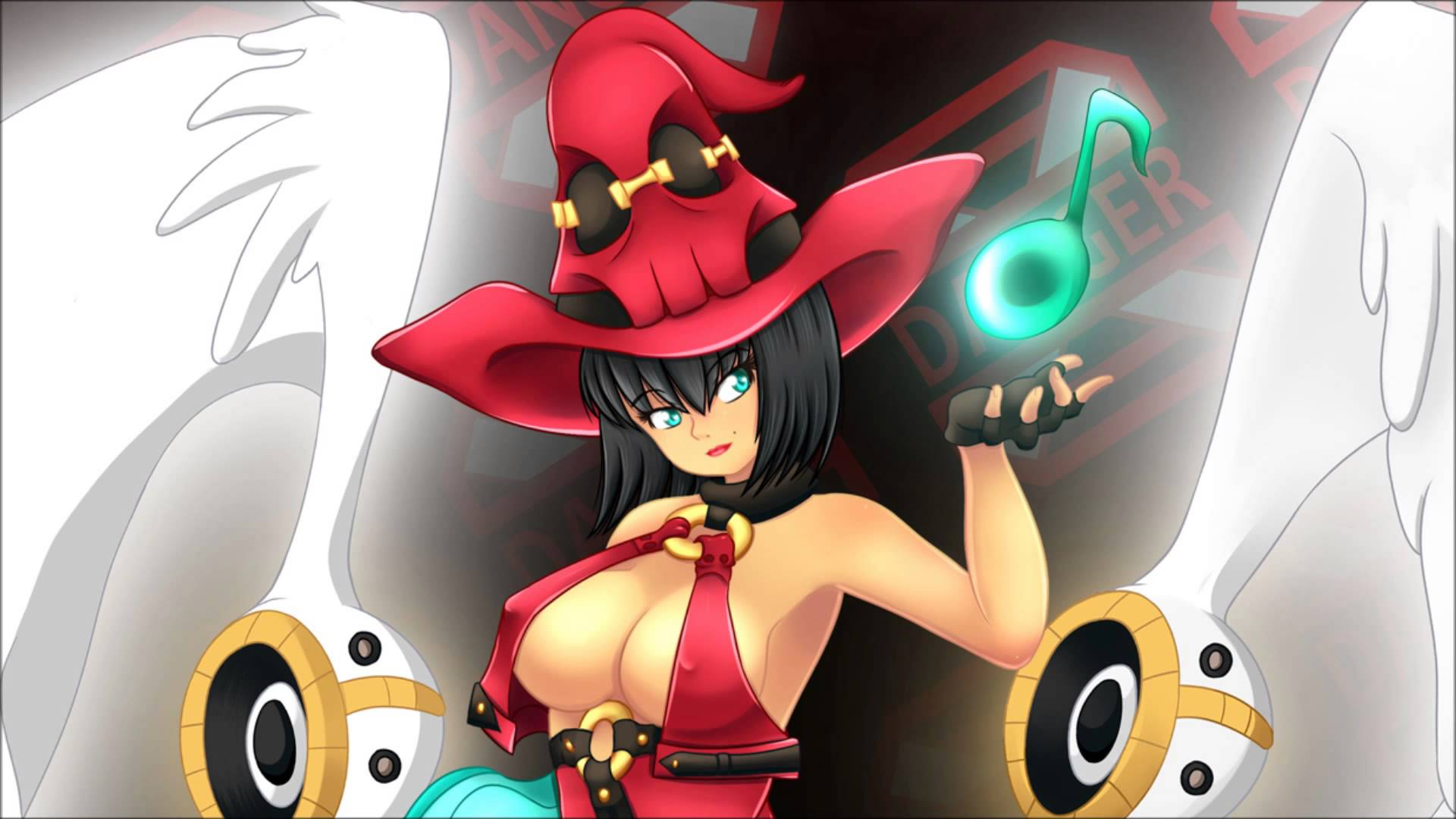 Guilty Gear: I-No HD