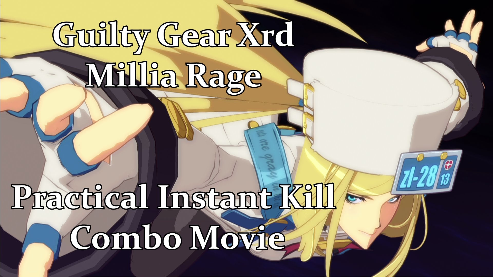 Guilty Gear: Millia Rage HD