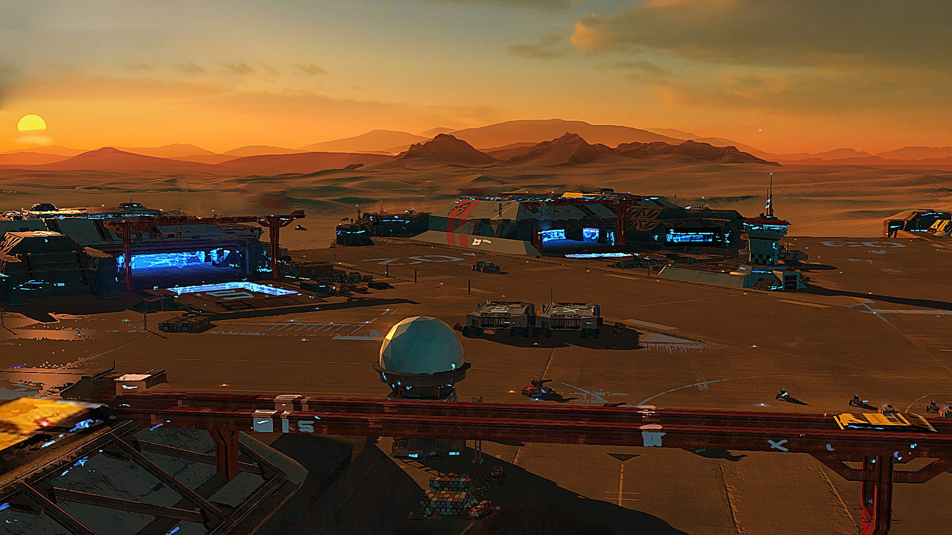 Homeworld: Deserts of Kharak HD