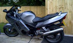 Honda Blackbird CBR1100XX HD