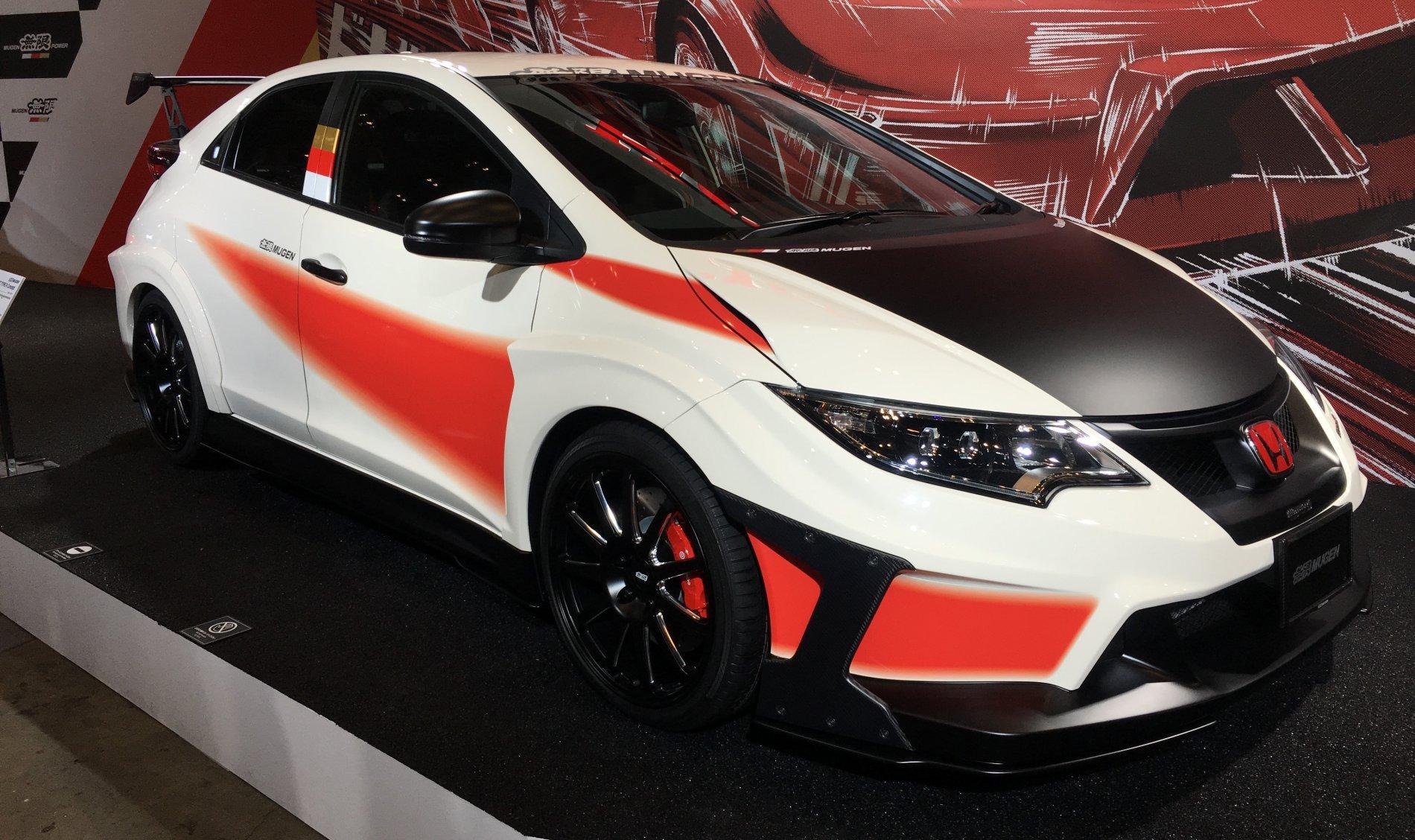 Honda Civic Type-R HD
