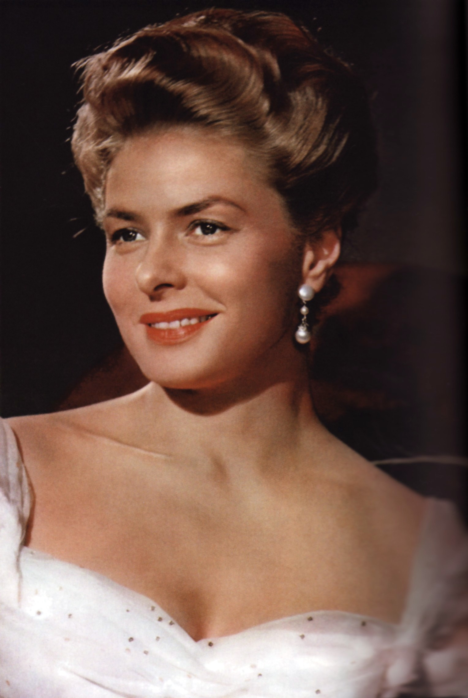 Ingrid Bergman HD