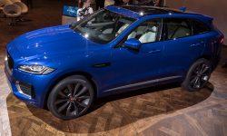 Jaguar F-Pace HD