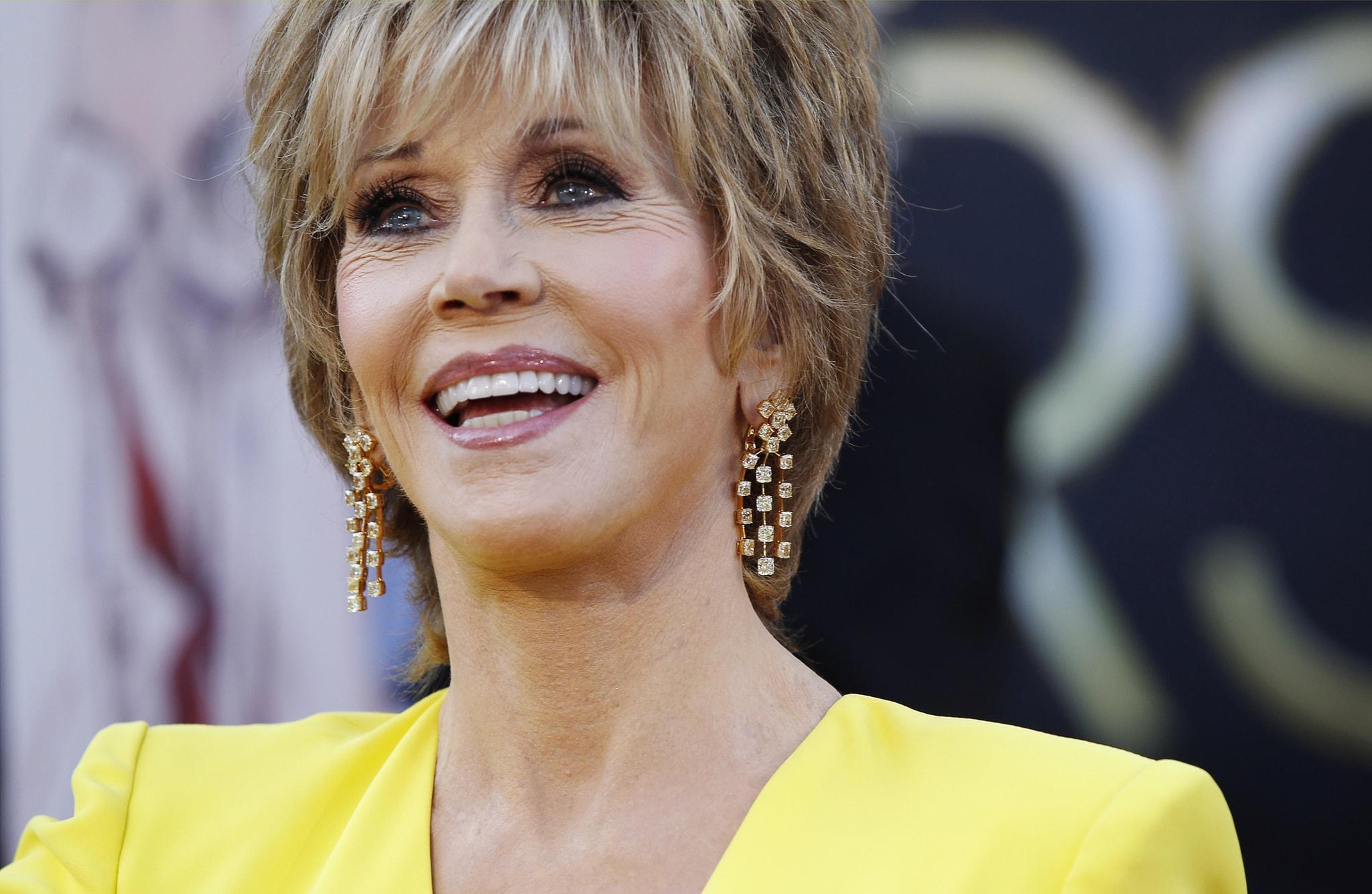 Jane Fonda HD
