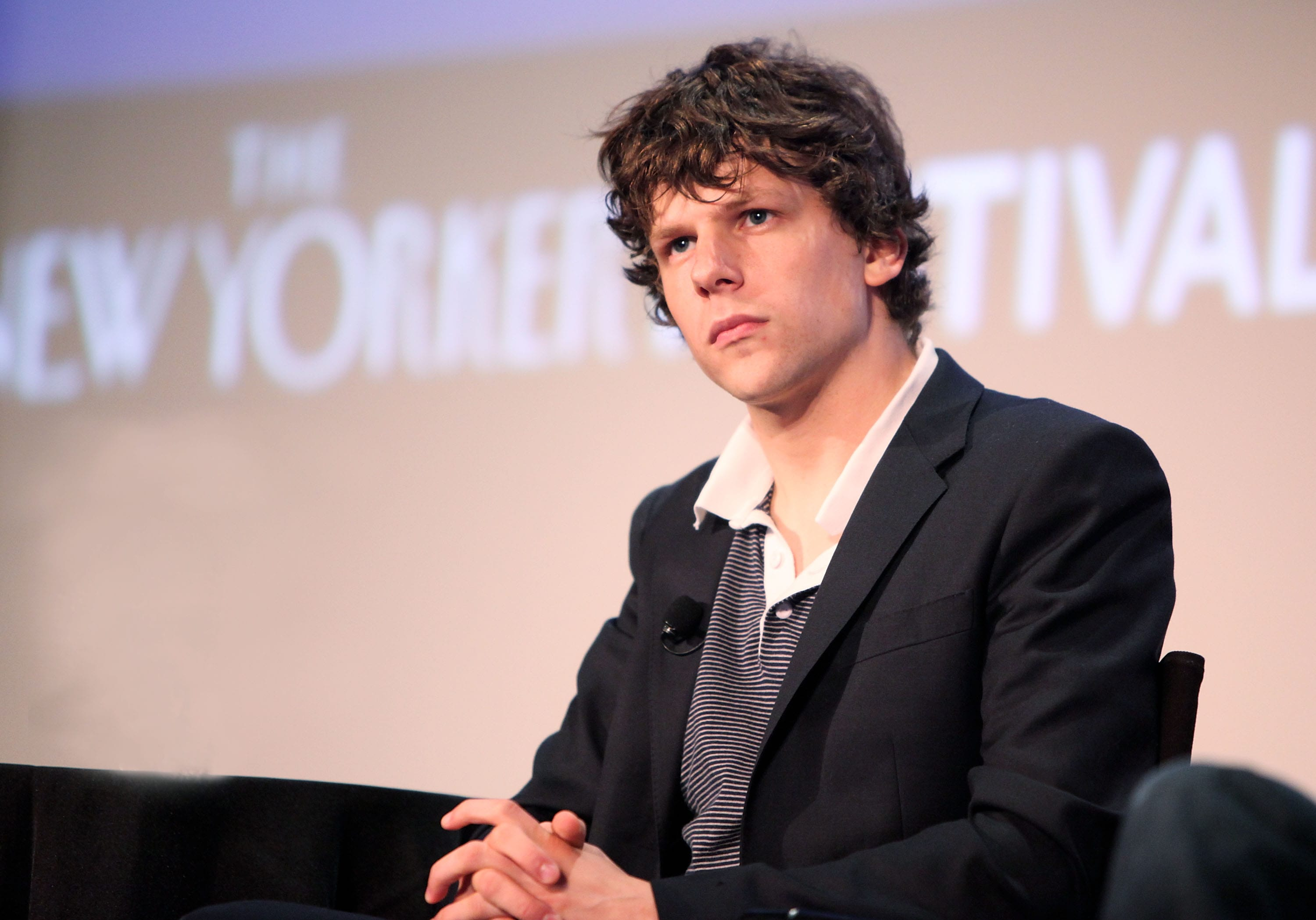 Jesse Eisenberg High