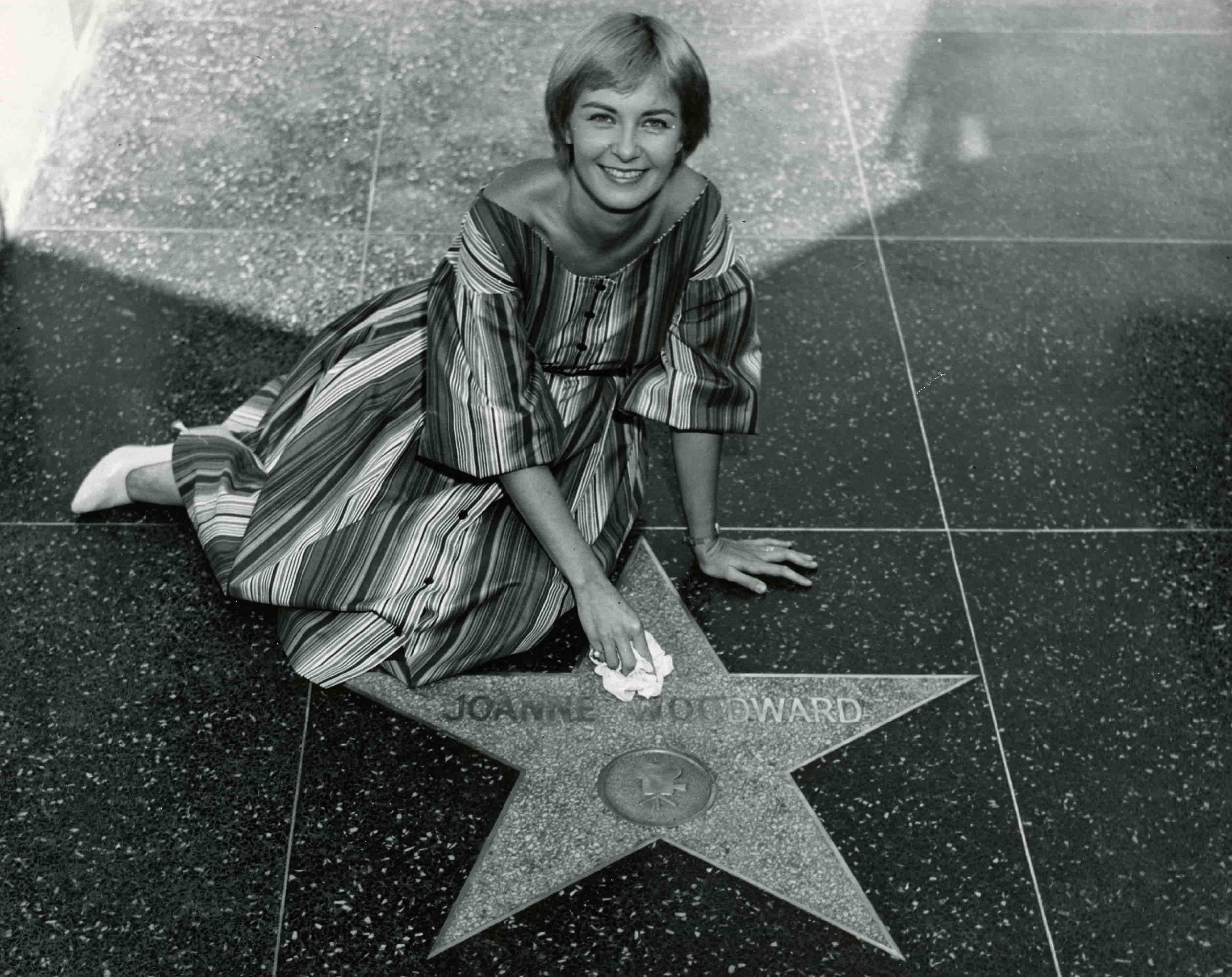 Joanne Woodward HD