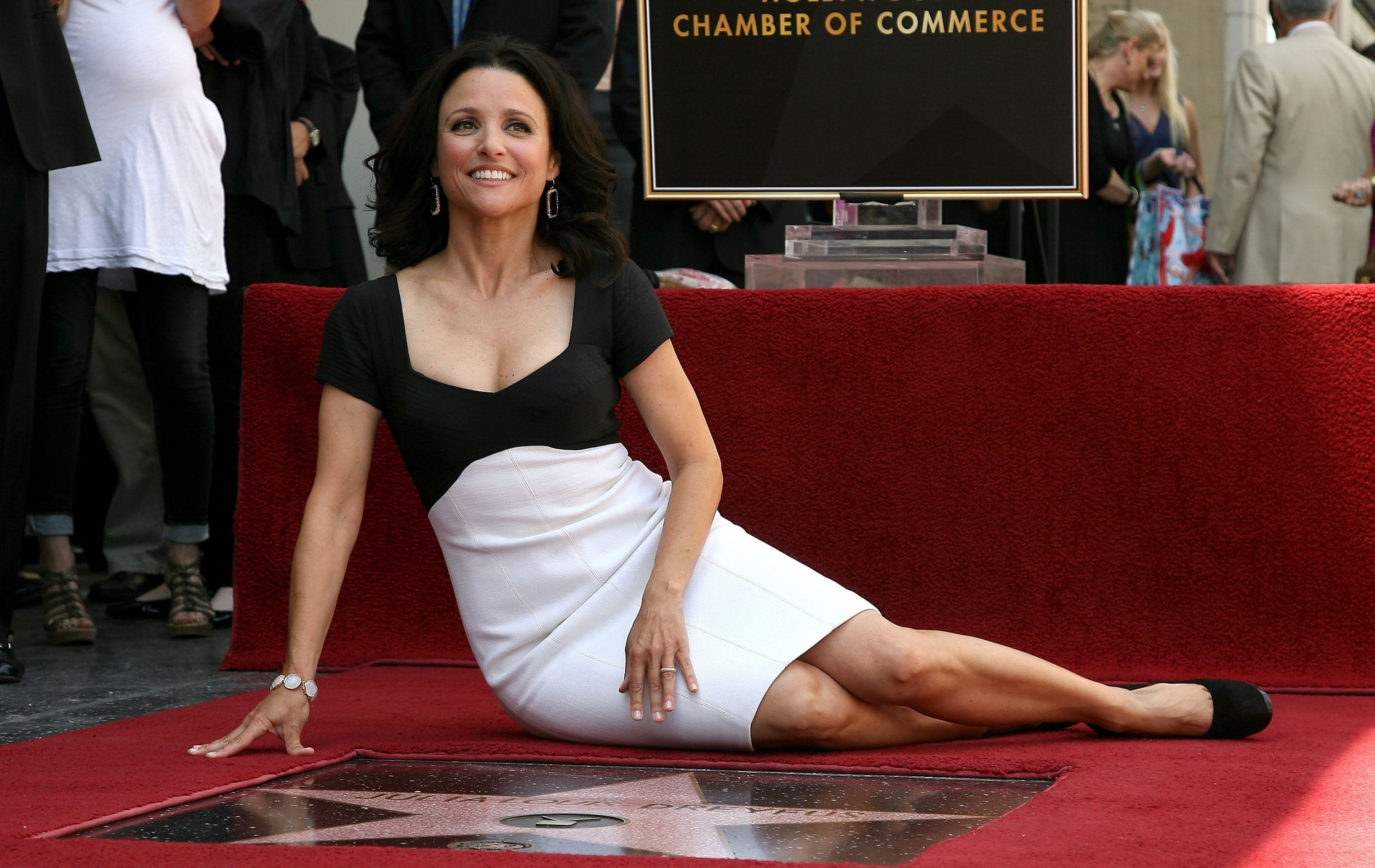Julia Louis-Dreyfus HD
