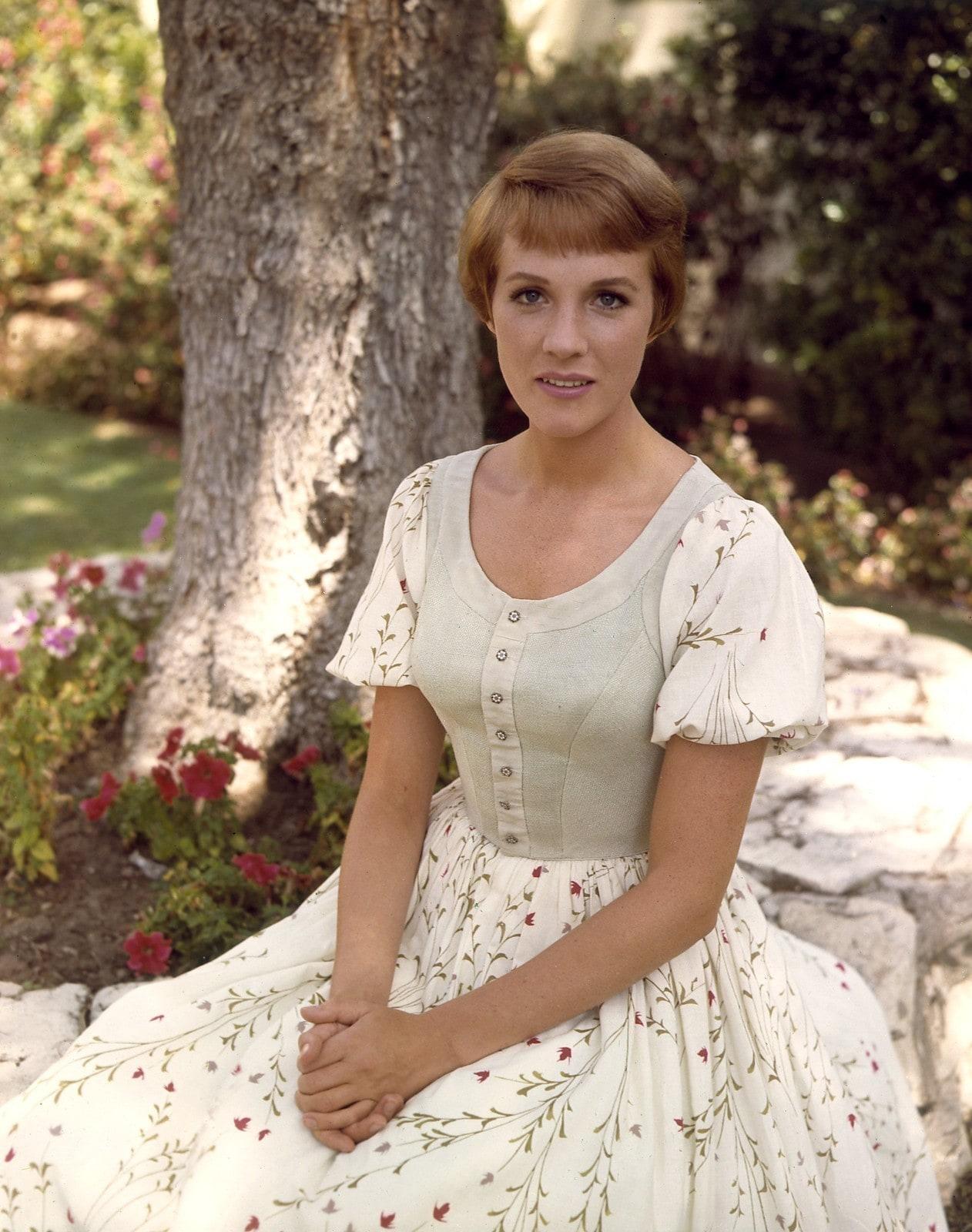 Julie Andrews HD