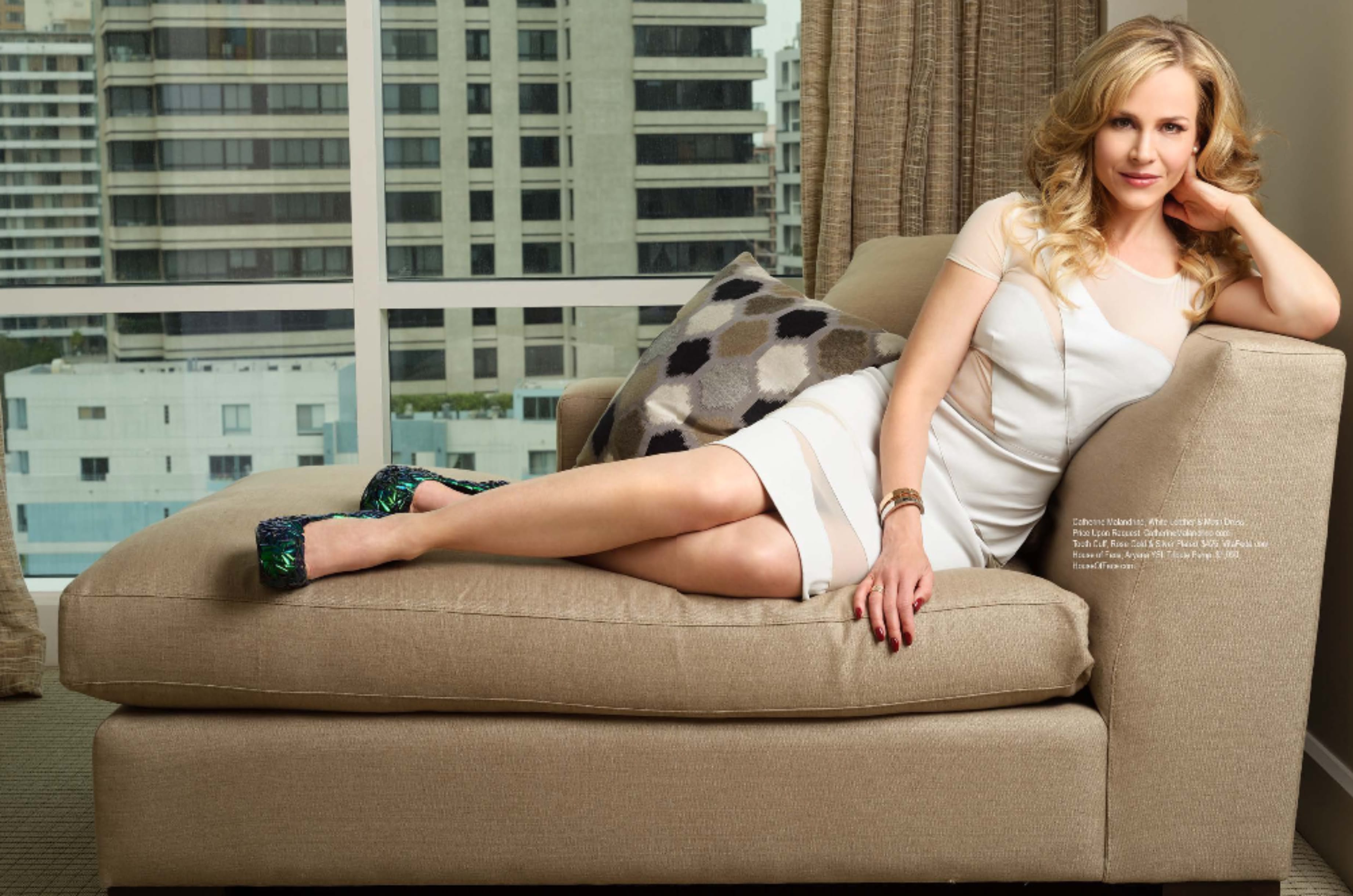 Julie Benz HD