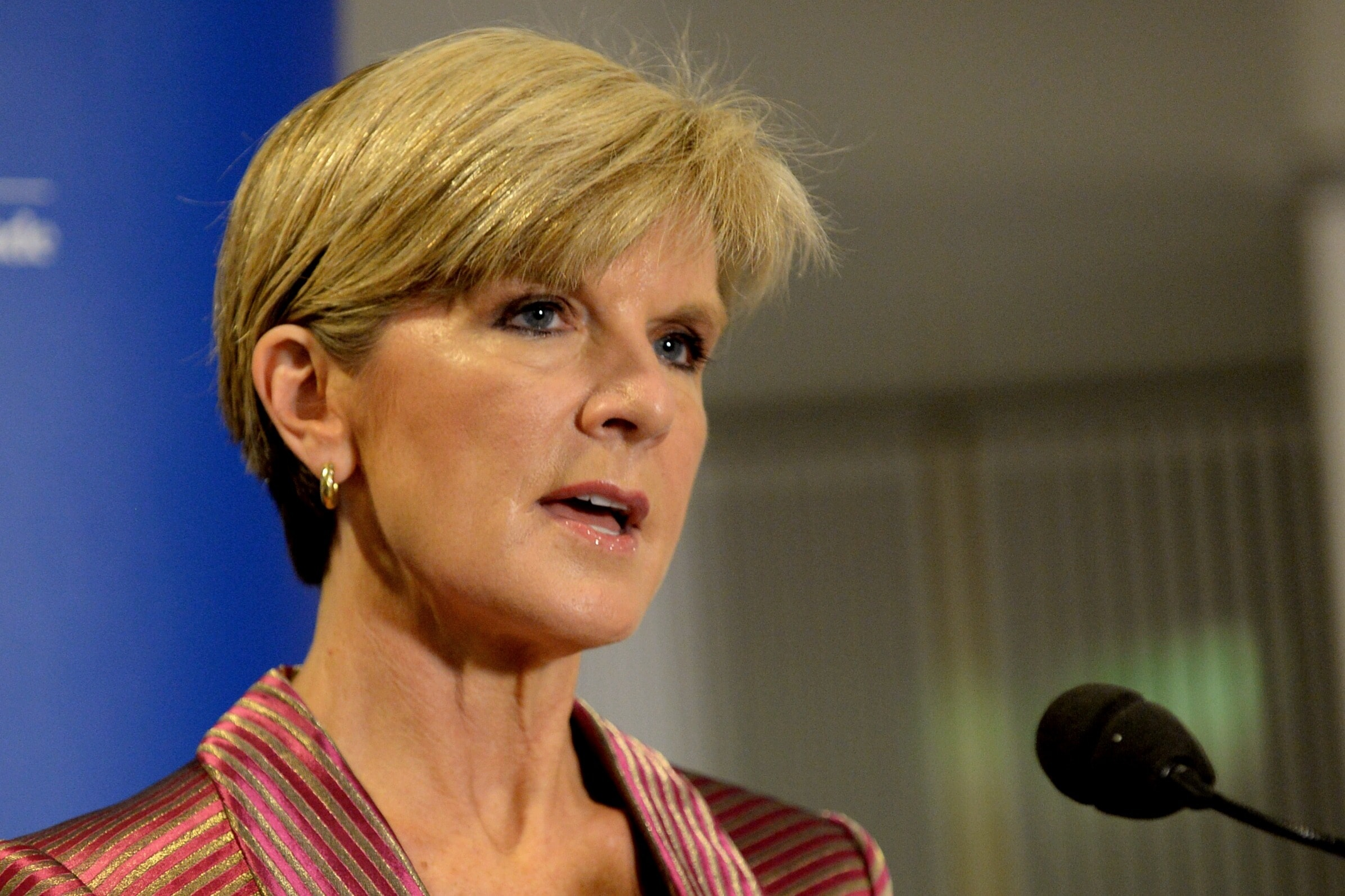 Julie Bishop HD