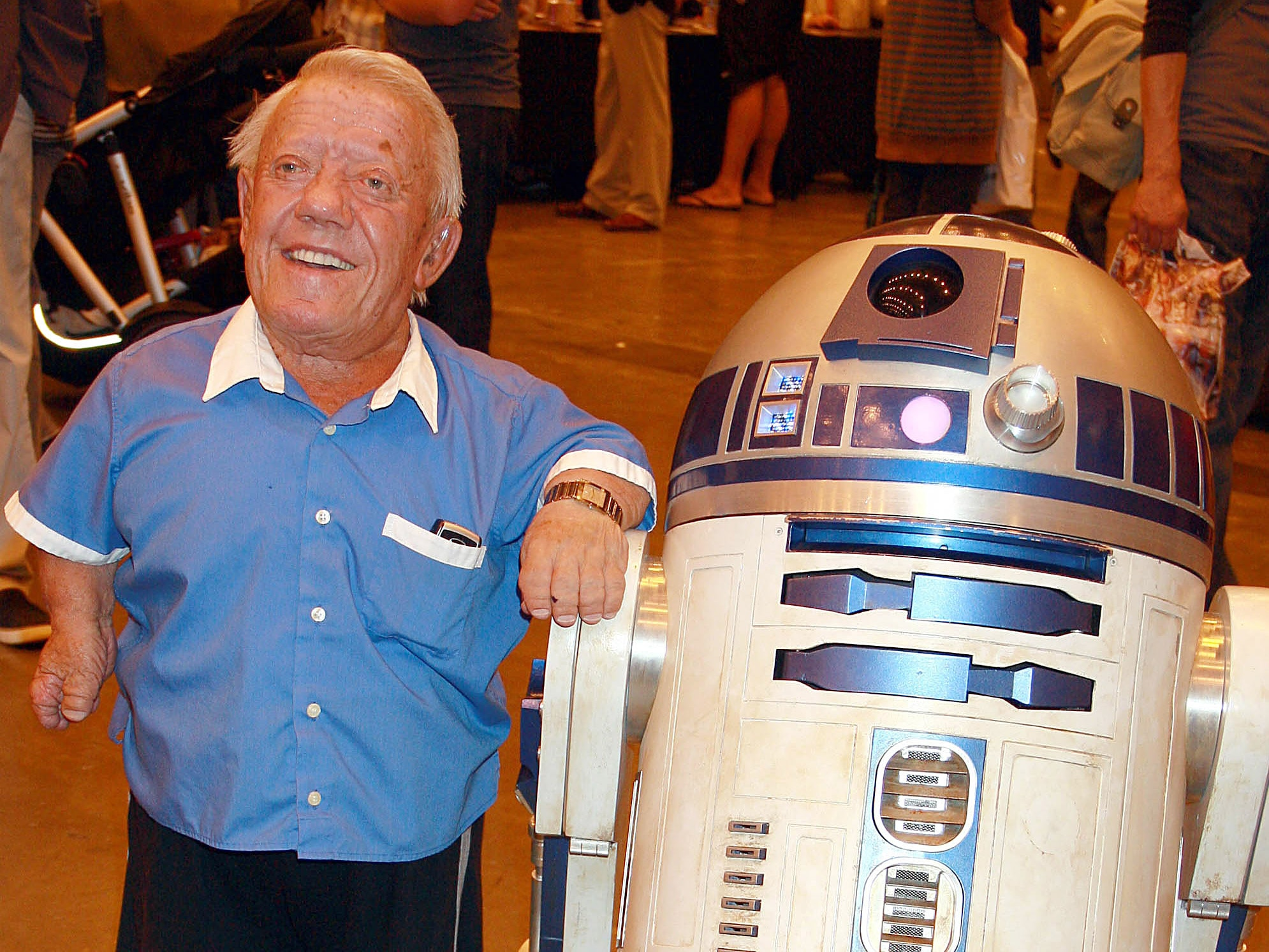 Kenny Baker HD