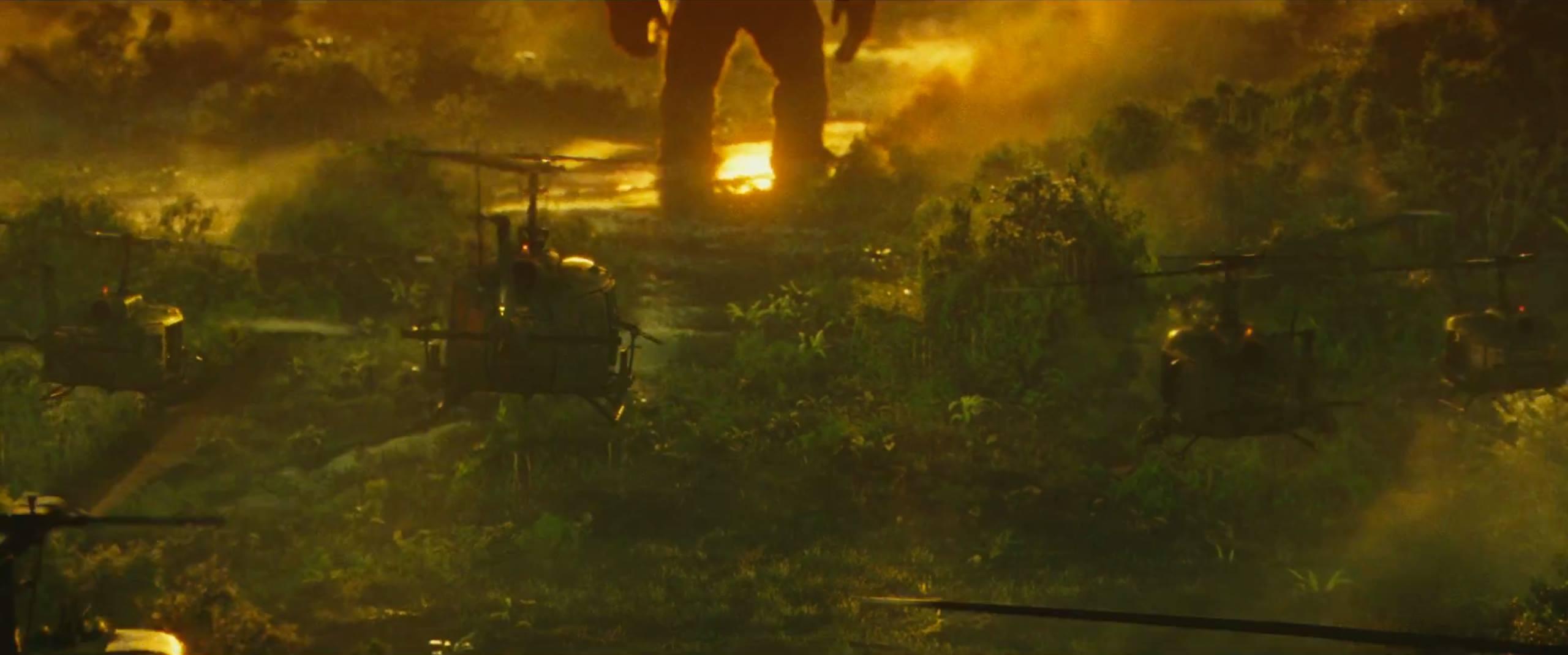 Kong: Skull Island HD
