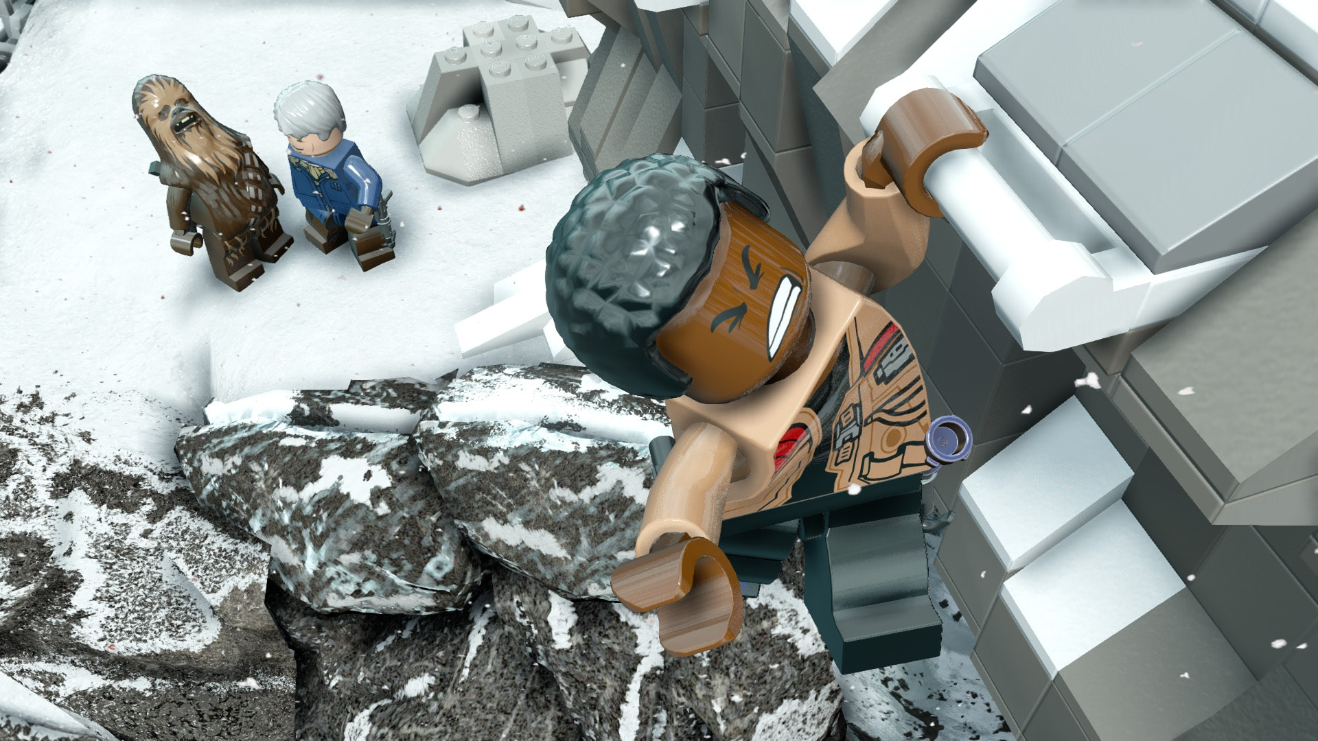 LEGO Star Wars: The Force Awakens HD