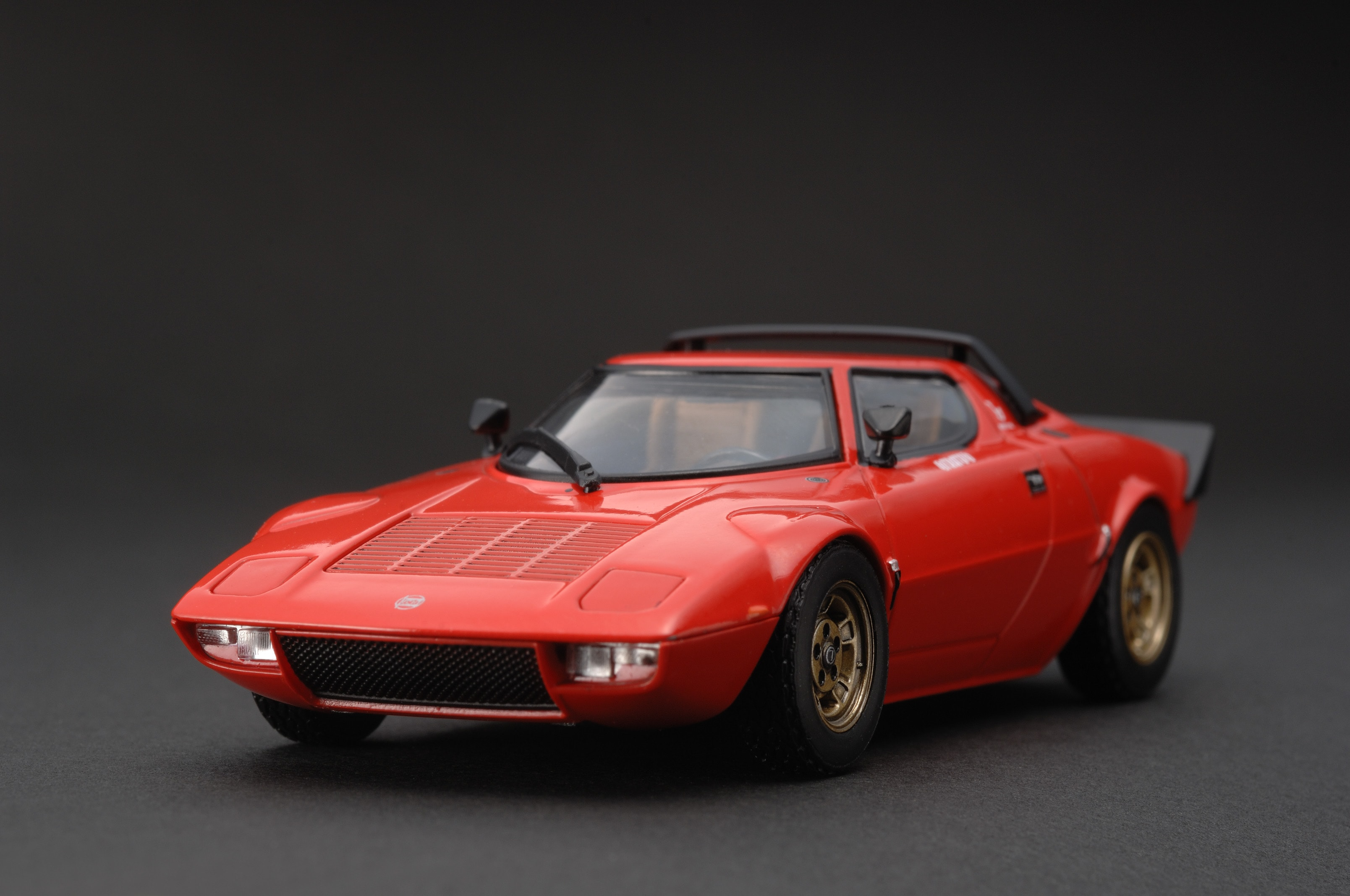 Lancia Stratos HF HD