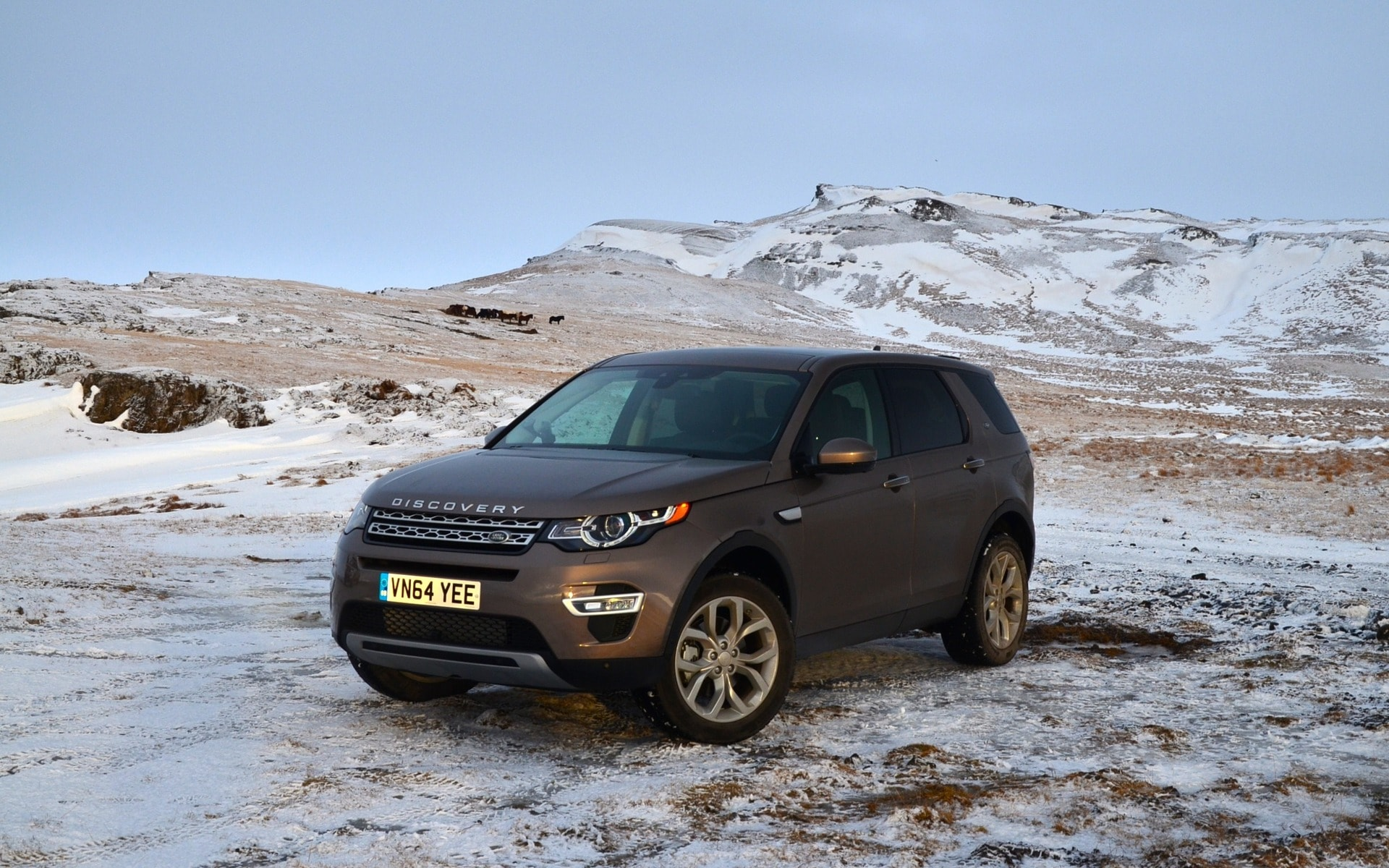 Land Rover Discovery 5 HD