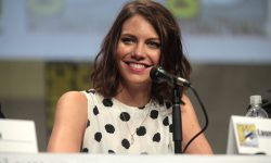 Lauren Cohan High