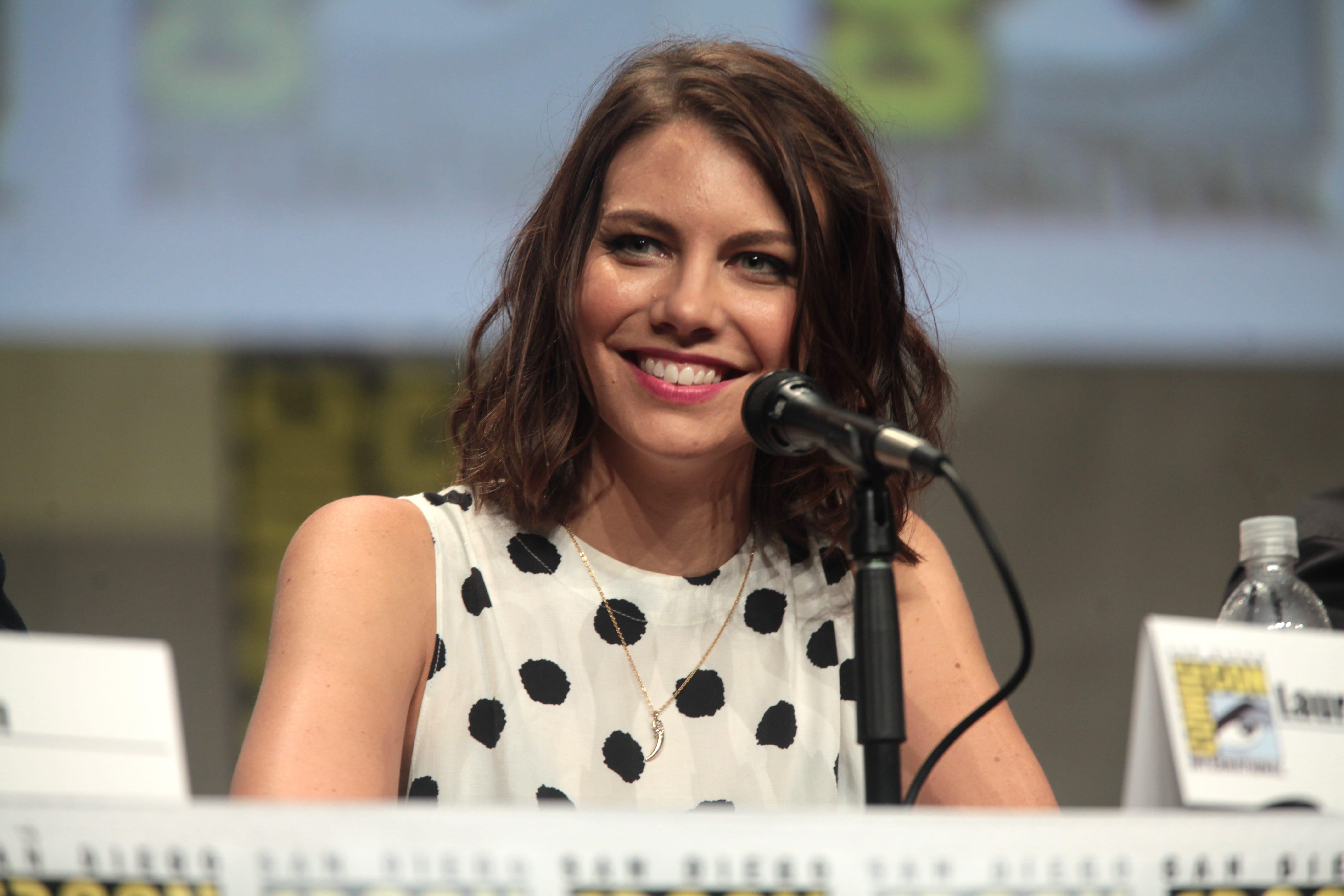 Lauren Cohan High