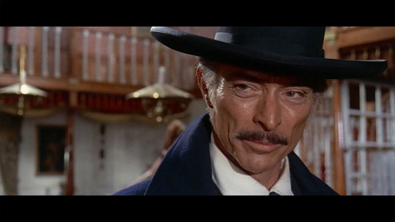 Lee Van Cleef HD