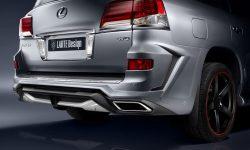 Lexus LX 570 FL HD