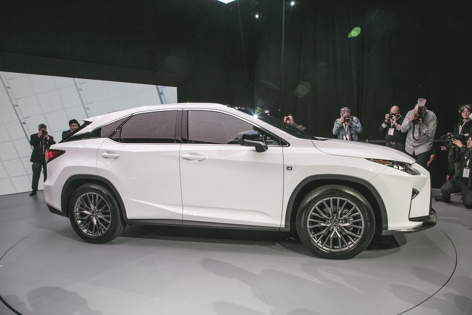 Lexus RX 4 HD