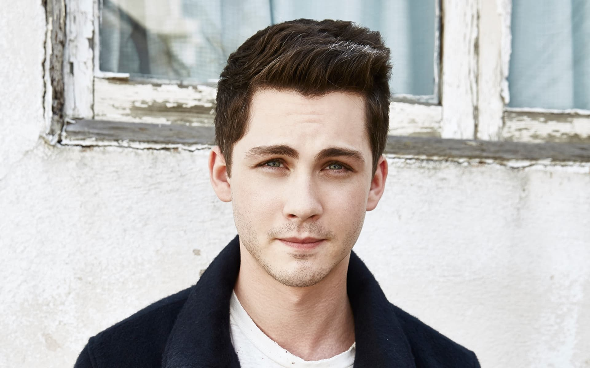 Logan Lerman HD