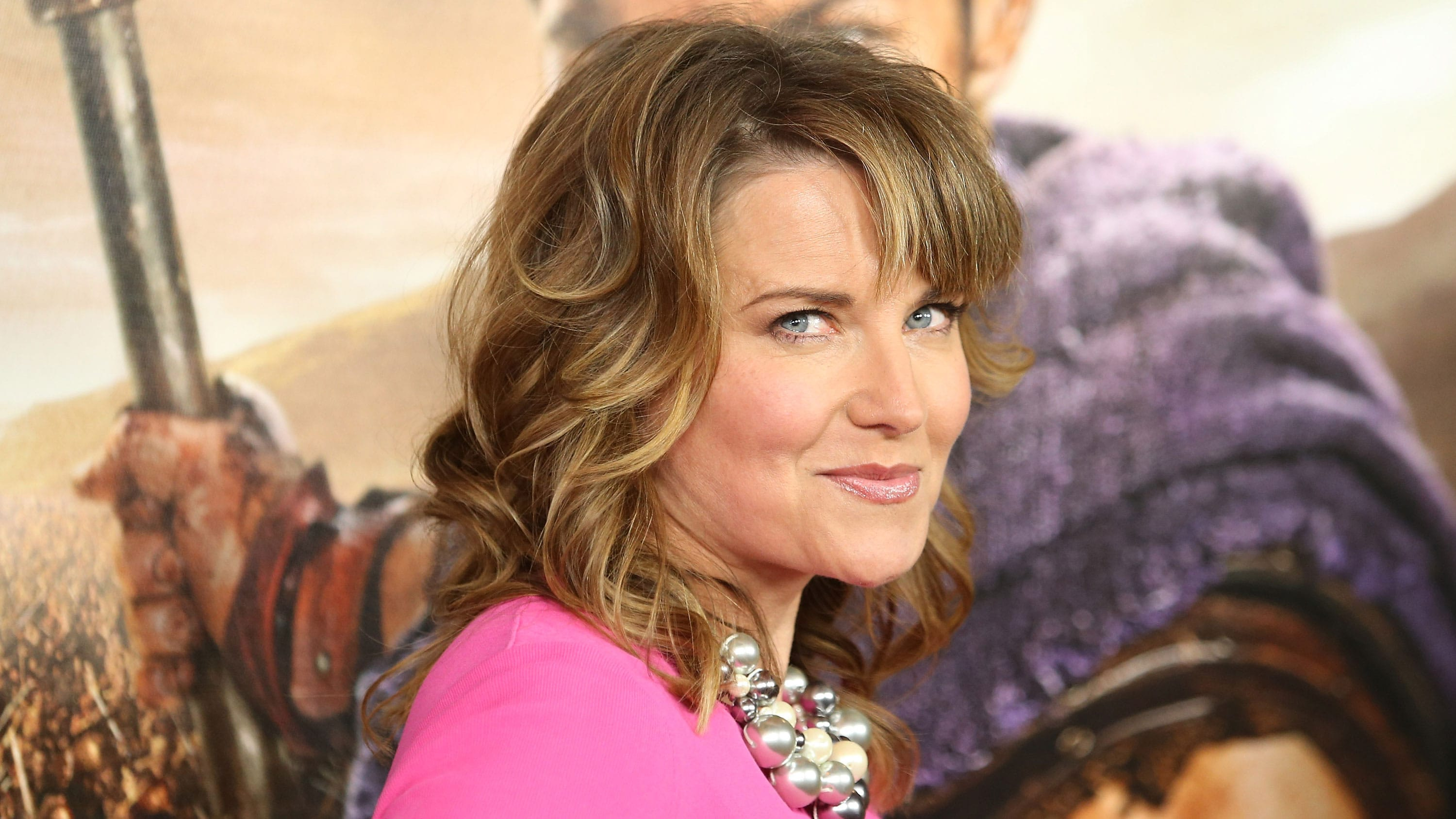 Lucy Lawless HD