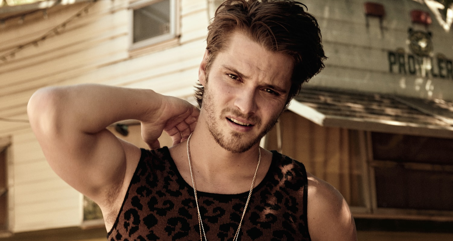 Luke Grimes HD