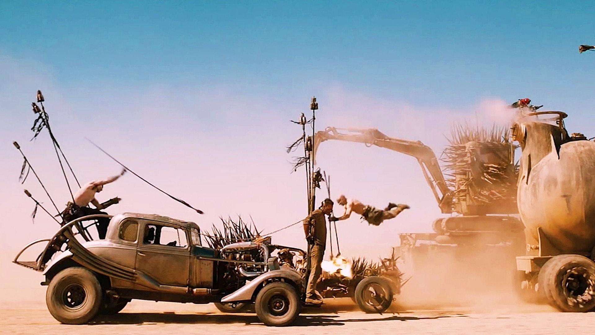 Mad Max: Fury Road HD