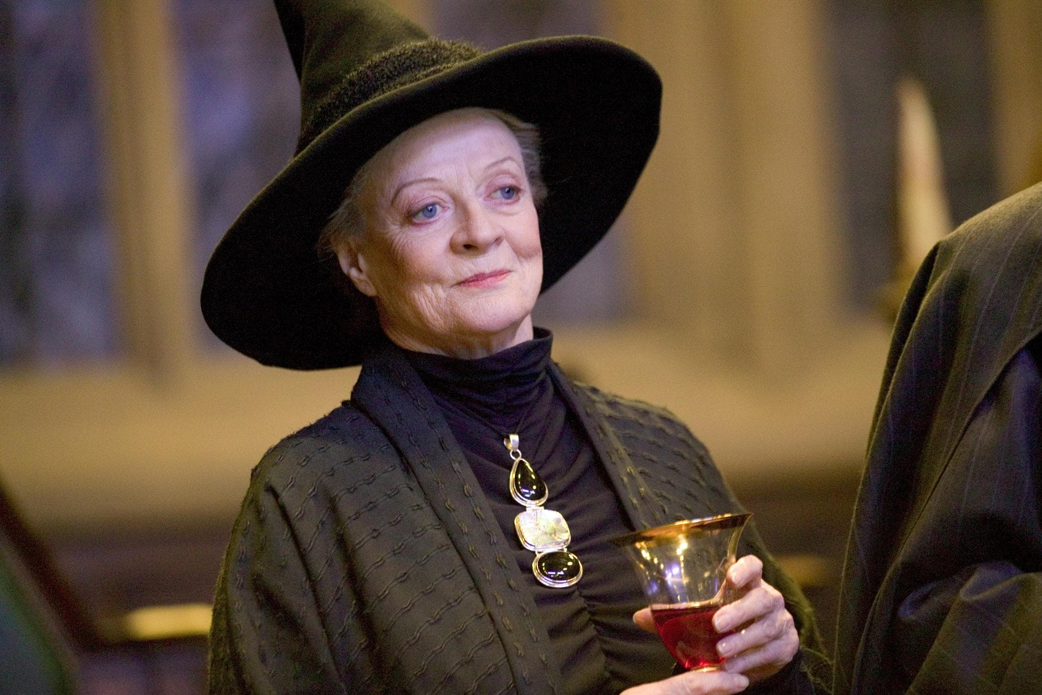 Maggie Smith HD