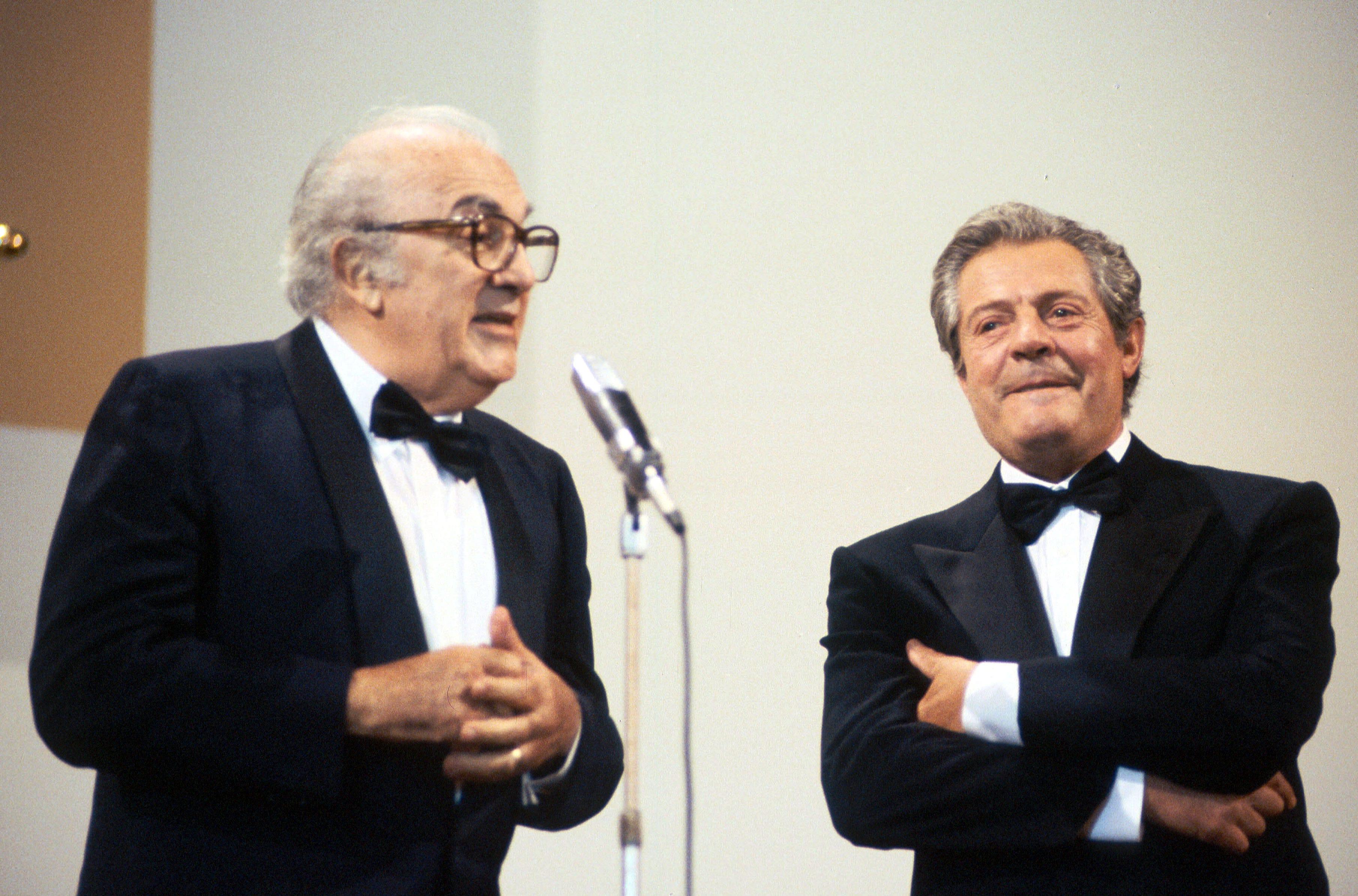 Marcello Mastroianni HD