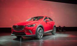 Mazda CX-3 HD