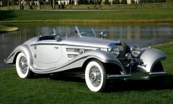 Mercedes-Benz 540K Special Roadster HD