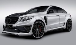 Mercedes-Benz GLE coupe free