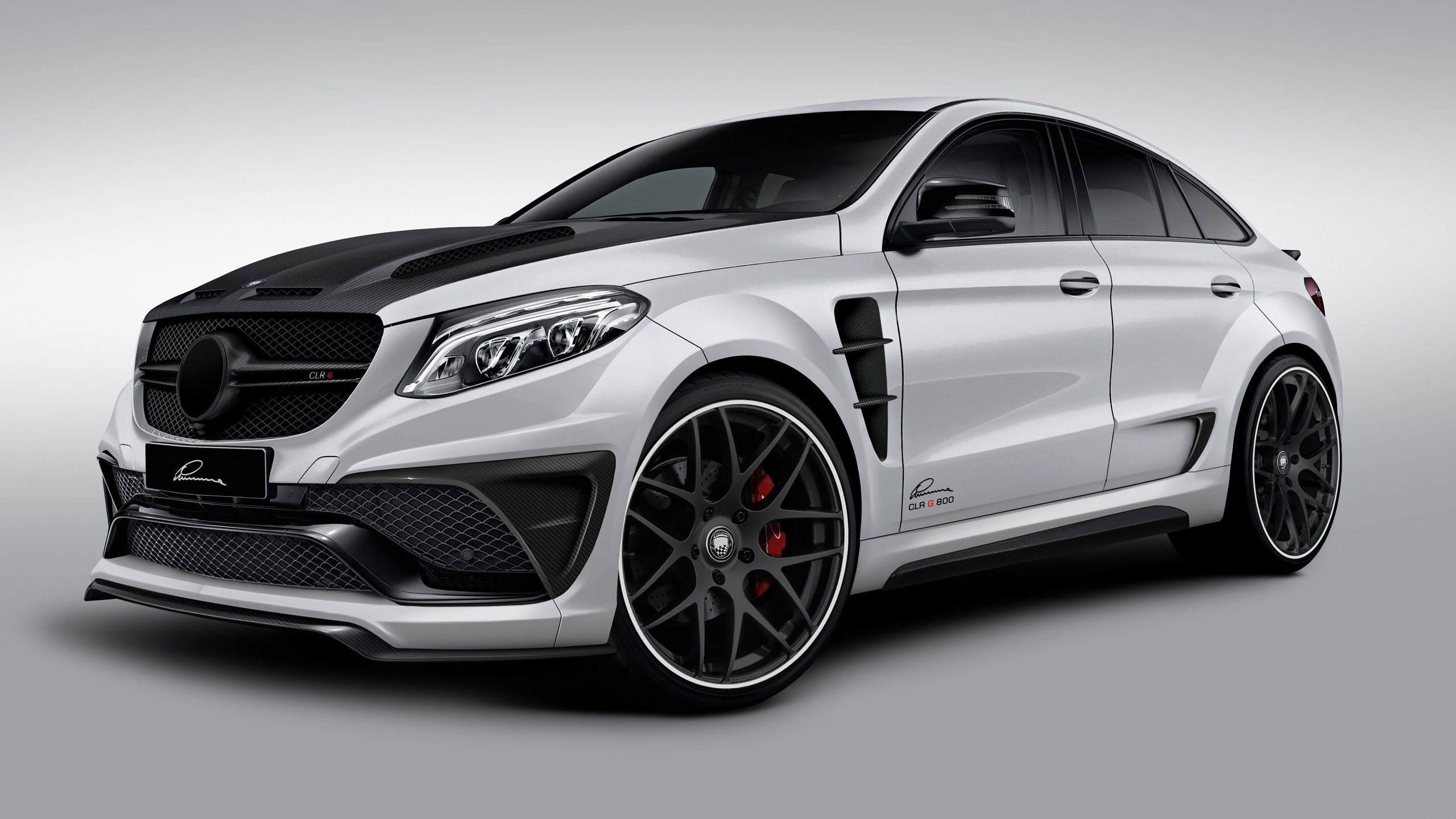 Mercedes-Benz GLE coupe HD Wallpapers | 7wallpapers.net
