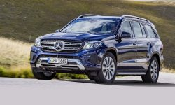 Mercedes GLS HD
