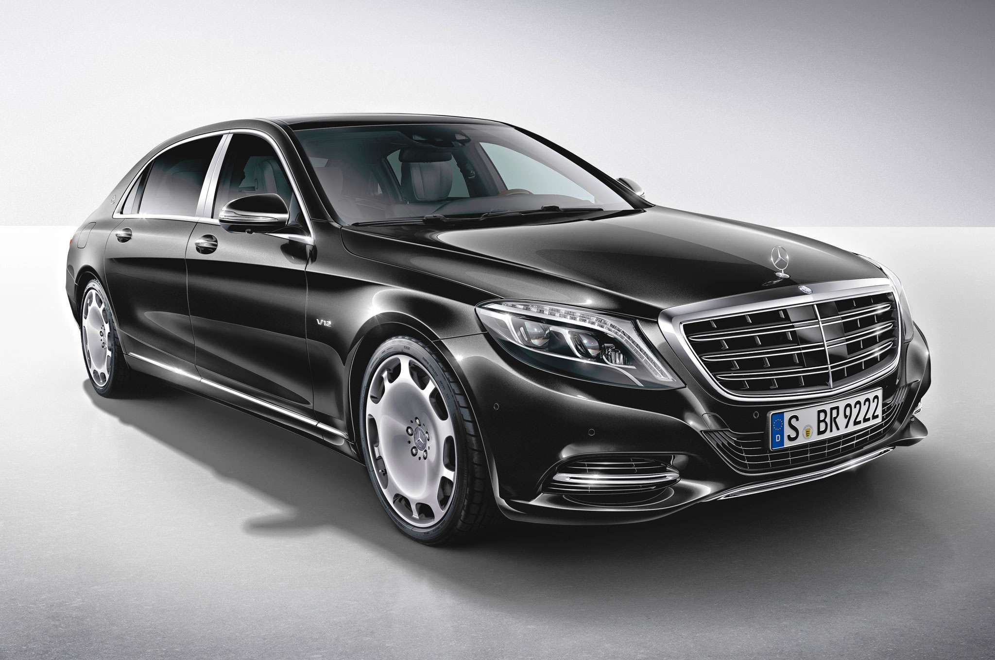 Mercedes-Maybach S-Class HD