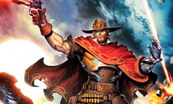 Overwatch : McCree Download