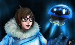 Overwatch : Mei HD