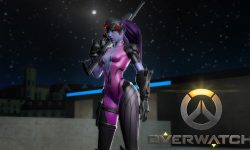 Overwatch : Widowmaker HD