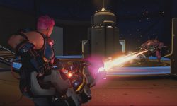 Overwatch : Zarya HD