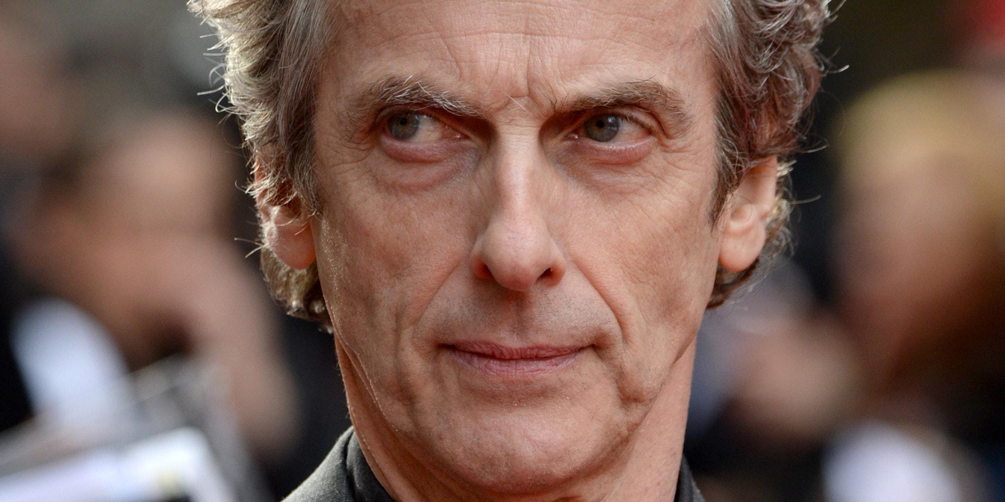 Peter Capaldi HD