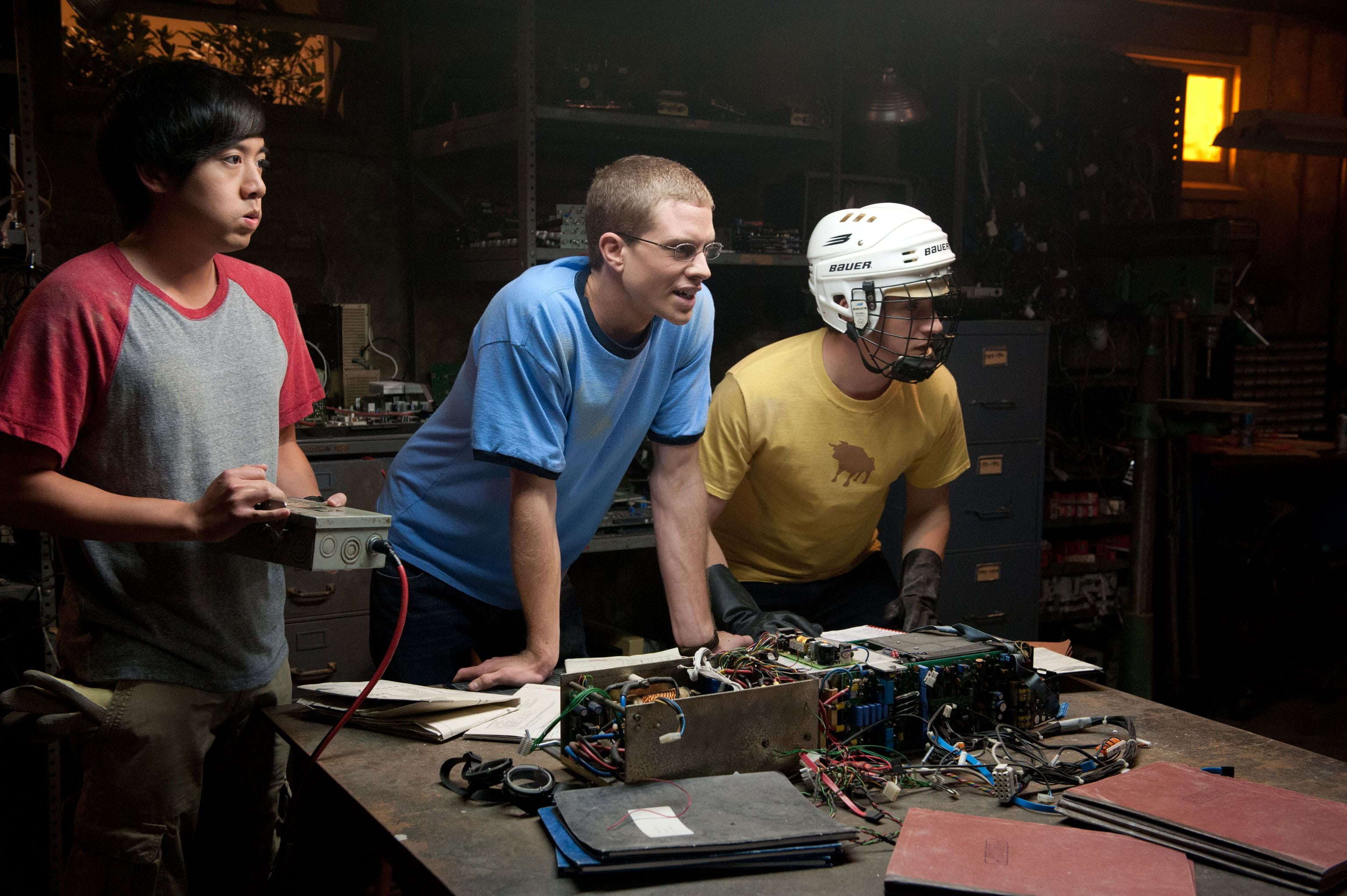 Project Almanac widescreen