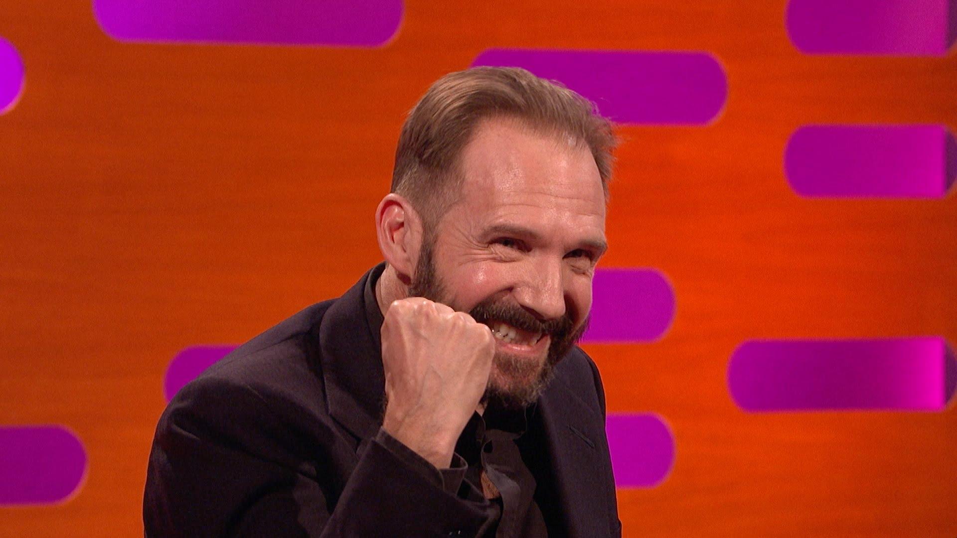 Ralph Fiennes HD