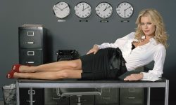 Rebecca Romijn HD