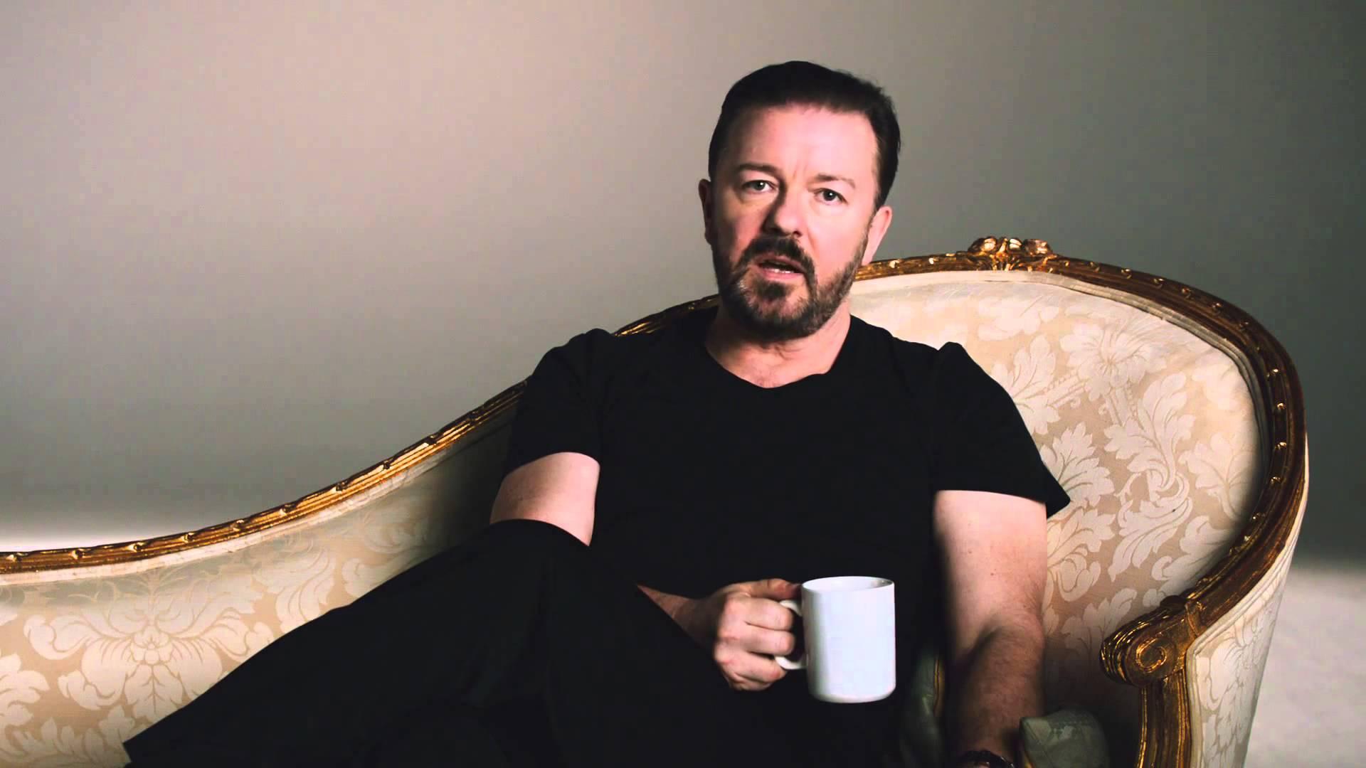 Ricky Gervais HD