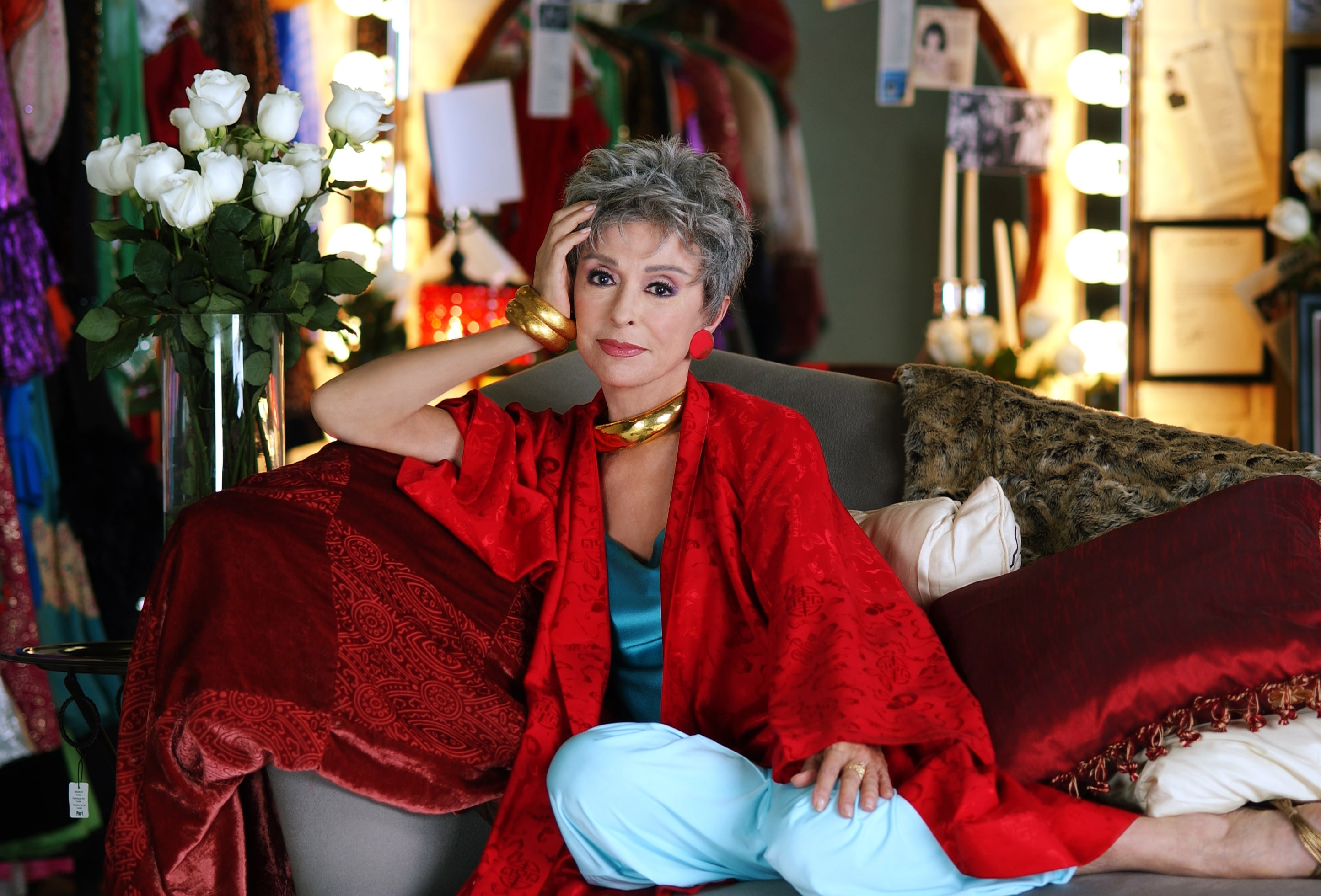 Rita Moreno HD