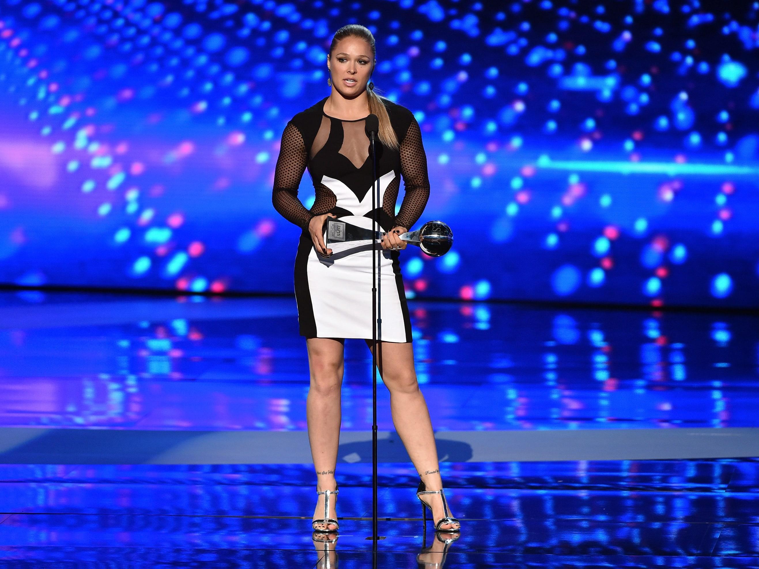Ronda Rousey HD